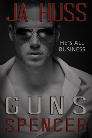 4 1/5 Stars for GUNS: The Spencer Book: (Rook and Ronin Spinoff)