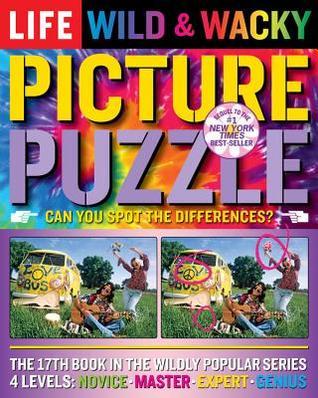 LIFE Wild & Wacky Picture Puzzle LIFE Magazine