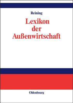 Lexikon Der Aussenwirtschaft Adam Reining