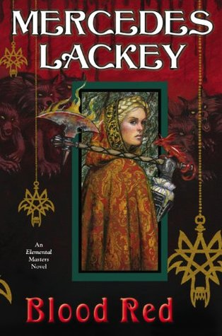 Blood Red, by Mercedes Lackey