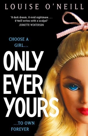 Only Ever Yours Book Cover