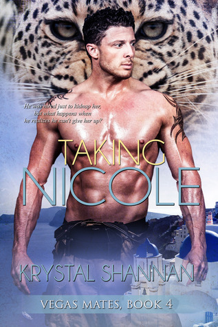 Taking Nicole (Vegas Mates, #4)
