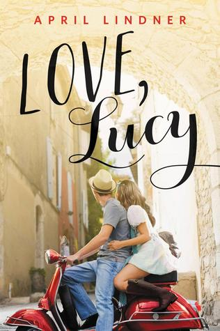 Review: Love, Lucy by April Lindner