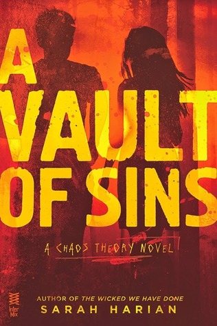 Review: A Vault of Sins by Sarah Harian