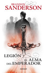 Legión y el alma del emperador by Brandon Sanderson