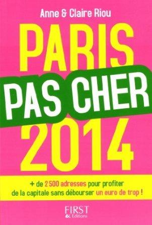 Paris Pas Cher  by  Anne Riou