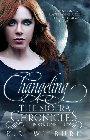 Mythical Books: Excerpt and Giveaway: Changeling (The Siofra