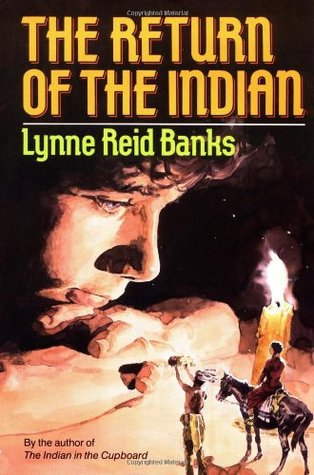 The Return of the Indian (The Indian in the Cupboard, #2)