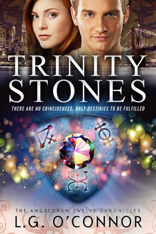 Trinity Stones (The Angelorum Twelve Chronicles, #1)