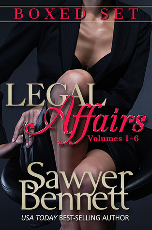 Legal Affairs Boxed Set: Volumes 1-6