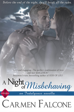 {Review} A Night of Misbehaving by Carmen Falcone