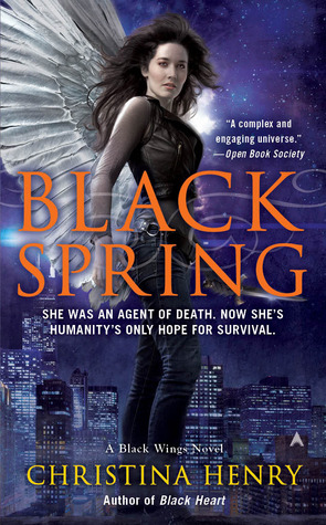 Review: Black Spring by Christina Henry