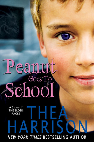 "Book Review: Thea Harrison's ""Peanut Goes to School"""