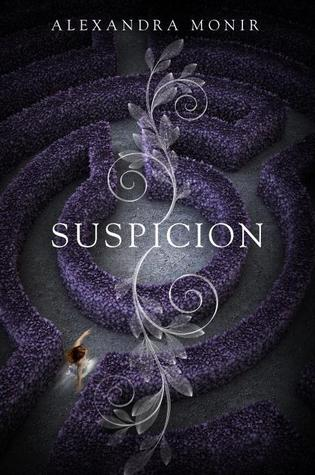 Review ~ Suspicion by Alexandra Monir | Anatea's Bookshelf