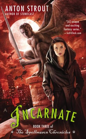 Review: Incarnate by Anton Strout