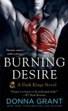 Burning Desire (Dark Kings, #3)