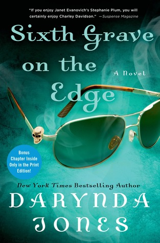Book Review: Darynda Jones' Sixth Grave on the Edge