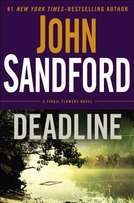 Deadline (Virgil Flowers #8)  - John Sandford