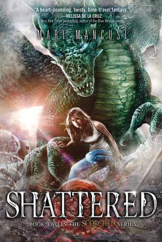 [ARC Review] Shattered by Mari Mancusi