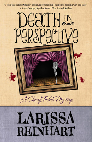 Death in Perspective by Larissa Reinhart