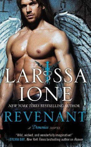 Book Review: Larissa Ione's Revenant