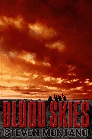 Blood Skies (Blood Skies, #1)