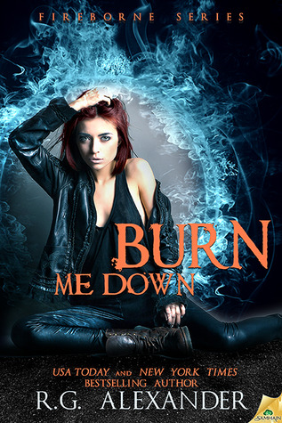 BURN ME DOWN (Fireborne, #3)