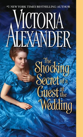 http://www.goodreads.com/book/show/20702318-the-shocking-secret-of-a-guest-at-the-wedding