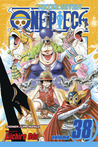 One Piece, Volume 38: Rocketman!! (One Piece, #38)