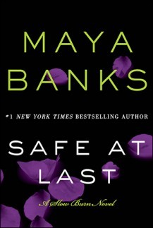 Review: Safe at Last by Maya Banks