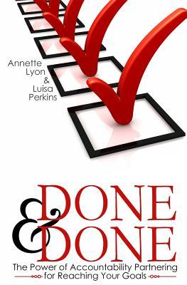 Done and Done by Annette Lyon