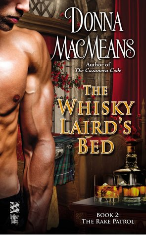 The Whisky Laird's Bed (The Rake Patrol, #2)