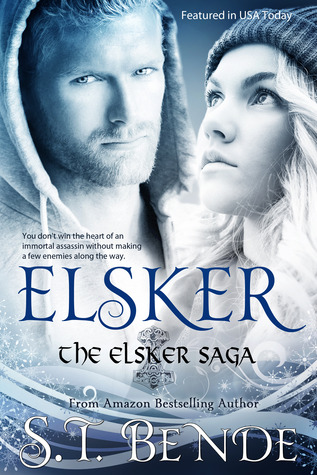 Elsker by S.T. Bende book cover