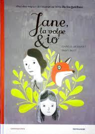 Jane, la volpe & io  by  Fanny Britt