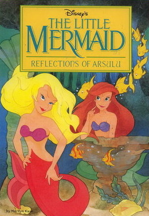 The Little Mermaid Paperback Series: Reflections of Arsulu by Marilyn Kaye