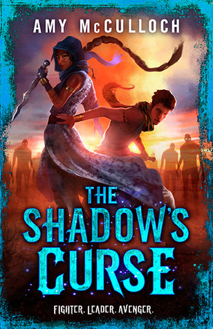 The Shadow's Curse (The Knots Duology, #2)