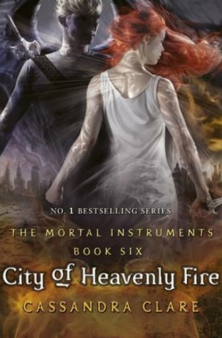 4 stars to City of Heavenly Fire (Mortal Instruments #6) by Cassandra Clare