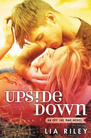 Upside Down by Lia Riley book cover