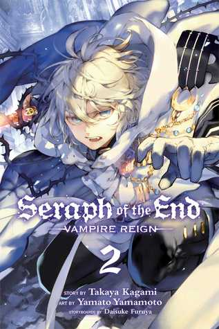 Seraph of the End, Volume 02