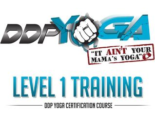 DDPYoga Level 1 Training - DDP Yoga Certification Course  by  Diamond Dallas Page