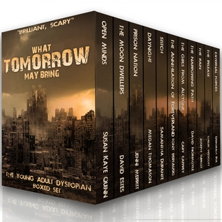 What Tomorrow May Bring by Tony Bertauski