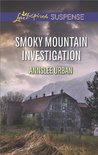 Smoky Mountain Investigation (Love Inspired Suspense)