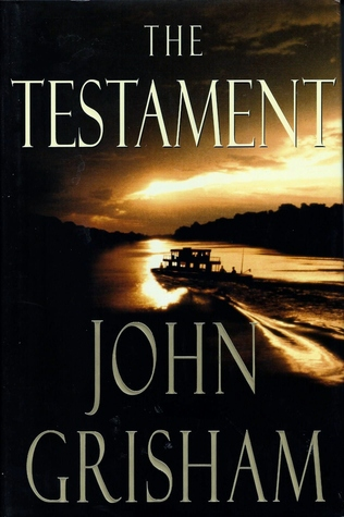 The Testament  (Narrator: Frank Muller) cover