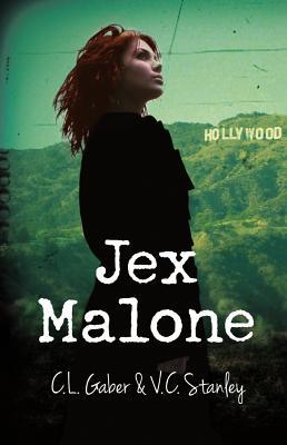 Book cover Jex Malone by C. L. Gaber and V. C. Stanley