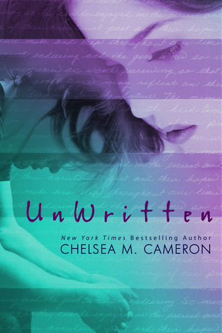 Unwritten by Chelsea M. Cameron book cover