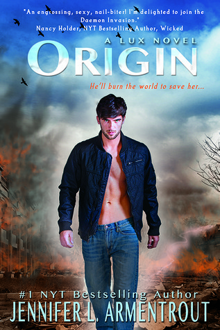 Book Review: Jennifer L. Armentrout's Origin