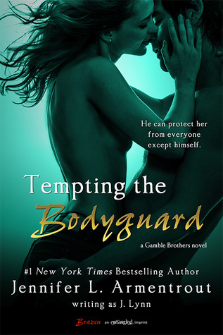 Tempting the Bodyguard (Gamble Brothers, #3)