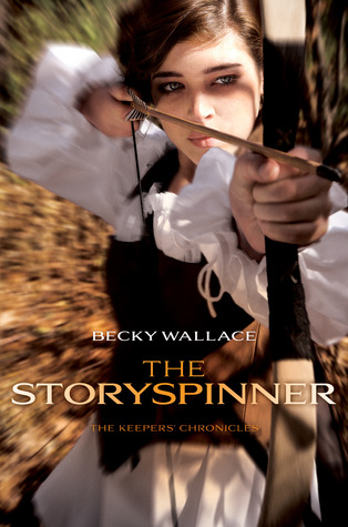 Waiting on Wednesday: The Storyspinner by Becky Wallace