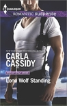Lone Wolf Standing (Men of Wolf Creek, #3)