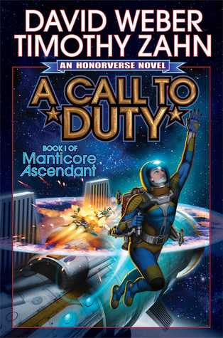 Book Review: David Weber & Timothy Zahn's A Call to Duty